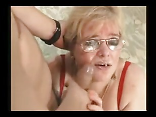 Compilation facial Mature brunette
