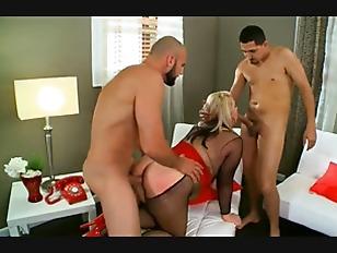 Molly Howard 3some...