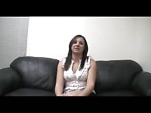 Interviewee Swallows Cum But...