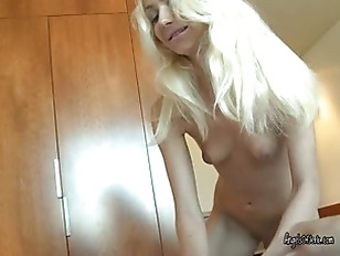 Picture Blonde Goddess Drives A Cock Wild