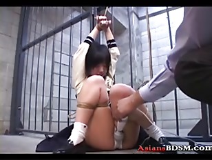 Hot Japanese Torture Of...