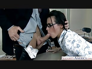 Picture Geeky Schoolgirl Danica Dillon Fucking Her O...