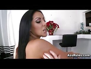 Big Brown Latin Ass...