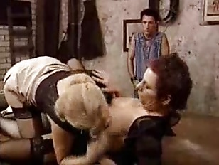 Slamming Two Horny Lesbo...