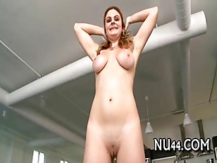 Picture Chick Caresses Fat Cock