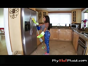 Stacy Jay Cleans Every...
