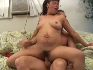 Mature Lady With Chunky...