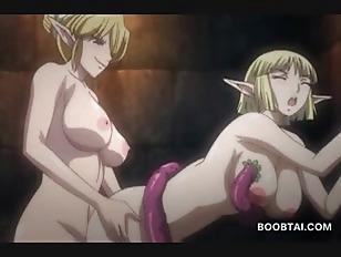Naked Hentai Babe Wrapped...
