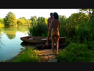 Picture Hot Chick Outdoor Doggy Fuck