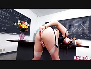 Anal Lesson From Tutor...