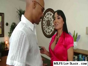 Picture Mahina Zaltana Sucks Big Black Dick
