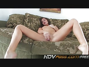 Picture Brunette Pussy Lily Carter Masturbate Finger...
