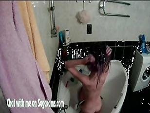 Shower Voyeur...