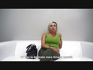 Busty Juicy Milf At Casting Porn