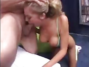 Hot Blonde Fucks Fat...