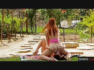 Sweet Lesbian Teens Go Outdoors Avril Hall  Laura Brooks  Ava Sparxxx  Veronika  Megan Salinas  Tracy Sweet  Whitney  Alexis Crystal
