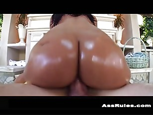 All Natural Brazilian Booty...