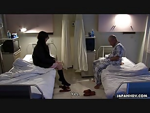 Picture Asian Patient Fucking His Visitor With A Sex...