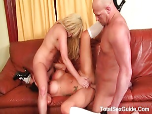 Two Hot Blonde Want...