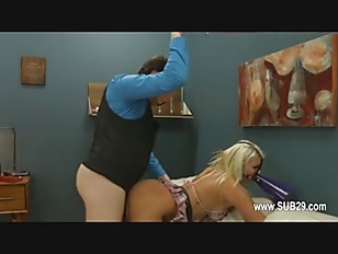 Submissive BDSM Intercourse With...