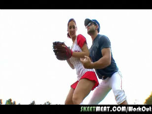 Picture Kylee Strut Fucks Her Baseball Coach