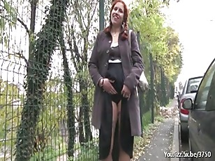 Picture Ginette A Redhead Milf Deepthroated