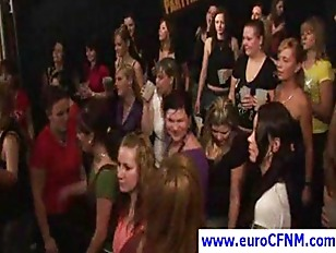 European CFNM Orgy With...