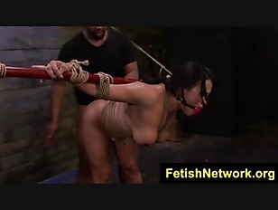 FetishNetwork Becca Diamond Rope...