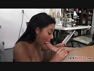 Ebony Woman Hardcore With...