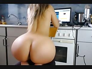 Big Fat Round Ass...