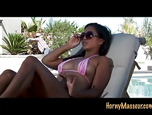 Poolside Pussy...