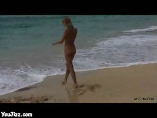 Picture Amazing Babes Naked On Beach Drinking Beer A...