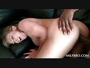 Picture MILF Gets Quim Nailed By Black Dick