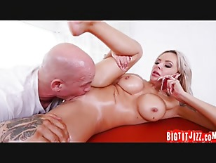 Busty Nina Squirts During...