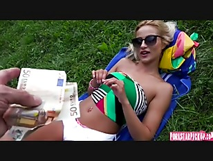 Natural Serbians Outdoor Fuck...