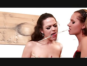 Lovely BDSM Action With...