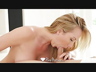 Stepmom wants her sons cock after being caught masturbating