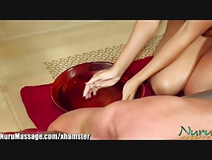 Picture Nuru Massage Asian Banged After Blowjob In T...