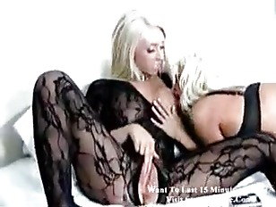 Picture Busty Blonde Lovers