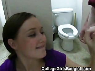 Picture A Pair Of College Hotties Sucking Dick