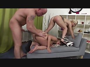 Isabella Clark Tonya 3some...