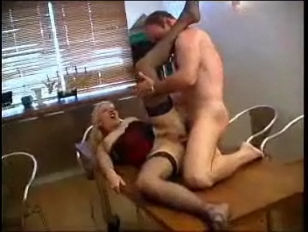 Picture German Sex On The Kitchen Table