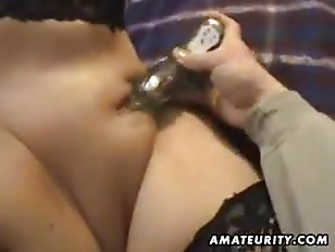 Very Busty Girlfriend Gives...