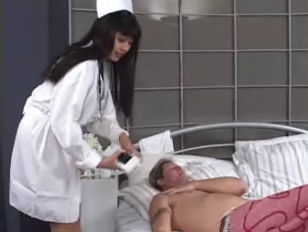 Mika Tan Naughty Nurse...