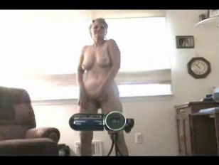 Picture A Real Amateur Milf Masturbating On Camera