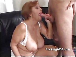 the blowjob gives me Grandma best