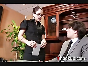 Picture With A Secretary Kristina Rose