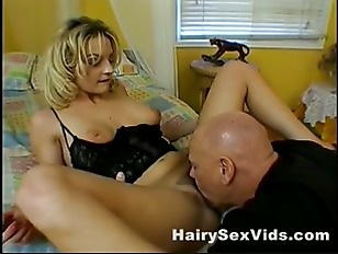 Stella Combs Her Hairy...