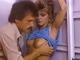 Ginger Lynn Forced To...