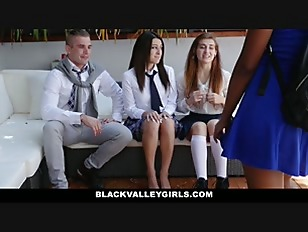 Blackvalleygirls hot bubble butt ebony steals boyfriend 1
